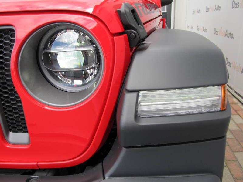 Jeep Wrangler Rubicon 2.0 270 CP Automata 4x4 soft-top rosu