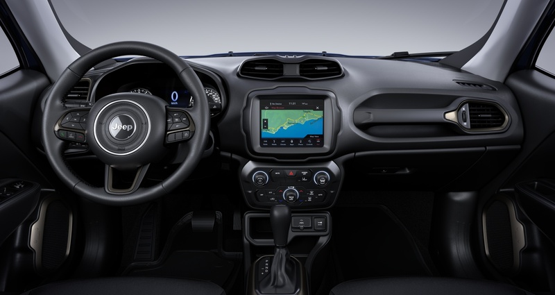 Jeep Renegade Limited 1.3 Turbo 150 CP Automata albastru