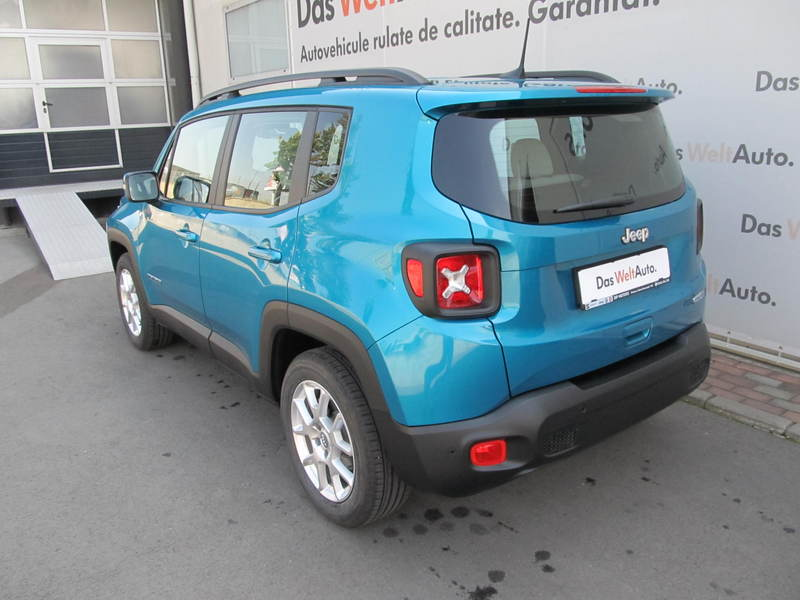 Jeep Renegade Longitude 1.0 Turbo 120 CP Bikini